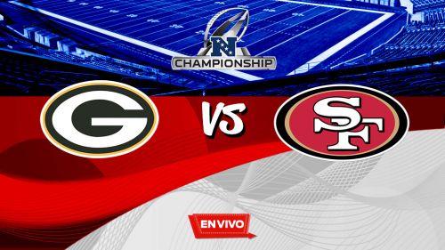 EN VIVO y EN DIRECTO: Green Bay Packers vs San Francisco 49ers
