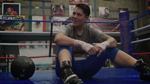 Jiménez, en un entrenamiento