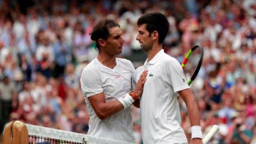 Nadal desmintió a Djokovic respecto al grupo de WhatsApp que tienen