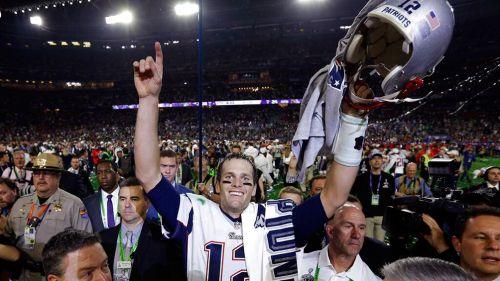 Tom Brady: 'No hay un mayor fan de Patriots que yo'