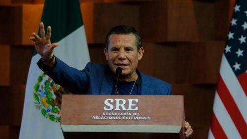 Chávez, en una conferencia de prensa