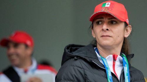Ana Guevara, directora general de la CONADE