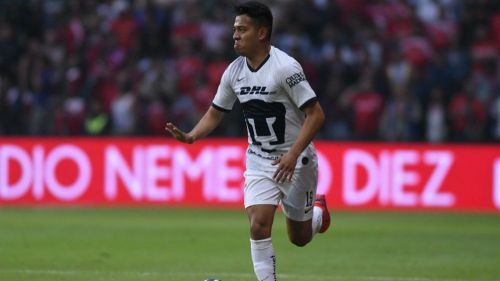 Sebastián Saucedo, volante ofensivo universitario