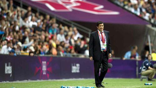 Luis Fernando Tena en los Olímpicos de Londres 2012