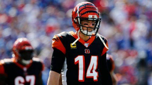 Andy Dalton dejó de ser QB de Bengals