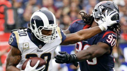 NFL: Todd Gurley aprobó sus exámenes físicos con los Atlanta Falcons