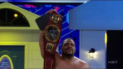 Keith Lee, Campeón Norteamericano de NXT