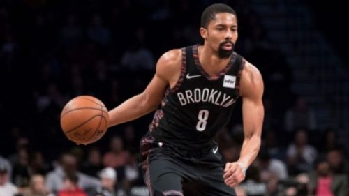 NBA: Spencer Dinwiddie de los Nets dio positivo de COVID-19 por segunda vez y no estará en Orlando