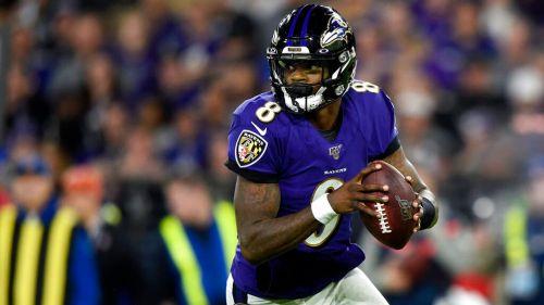 Lamar Jackson, elegido como el mejor del Top 100 de la NFL
