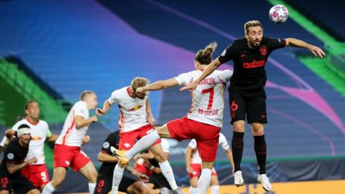 Champions League: Héctor Herrera quedó nuevamente fuera en los Cuartos de Final