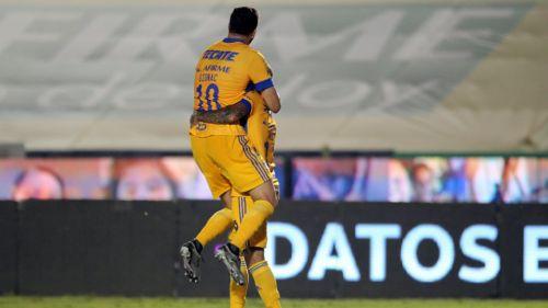 Tigres: Volvió a ganar después de cinco partidos, al vencer a Santos