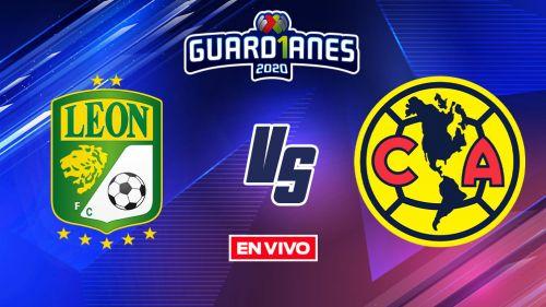 EN VIVO Y EN DIRECTO: León vs América Apertura 2020 Jornada 14