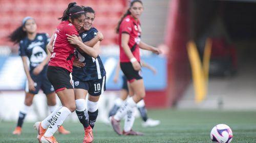 Liga MX Femenil: Pumas y Tijuana no se hicieron daño y empataron sin goles