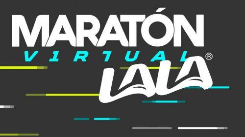 Promocional del Maratón Lala 2021