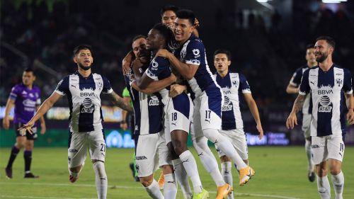 La Pandilla celebra gol ante el Mazatlán FC