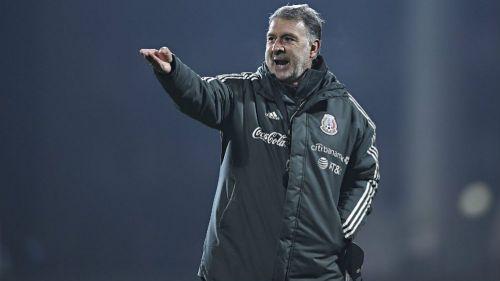 Gerardo Martino, entrenador de la Selección Mexicana