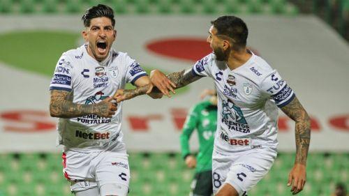 Pachuca goleó 0-3 a Santos y estará en la Liguilla
