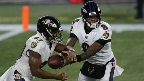 Ravens en partido