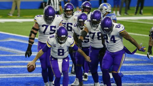 NFL: Minnesota venció a Detroit con tres pases de anotación de Kirk Cousins