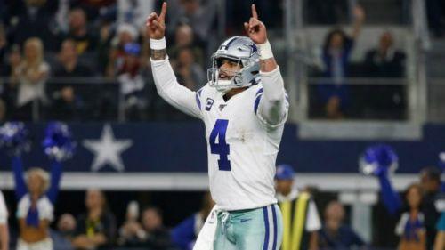 Cowboys: Dak Prescott se mantiene como primera opción de Dallas para quarterback