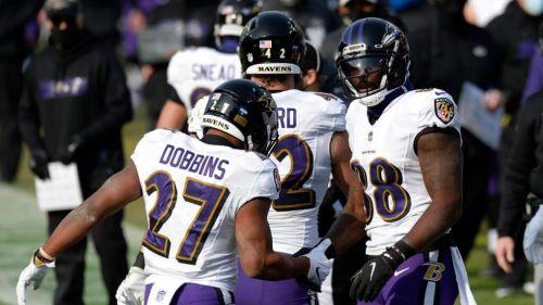 Ravens derrotó a Titans