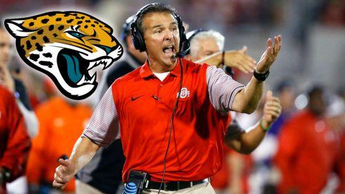 Jaguars: Urban Meyer, nuevo coach de Jacksonville