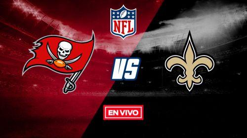 EN VIVO Y EN DIRECTO: Buccaneers vs Saints Ronda Divisional
