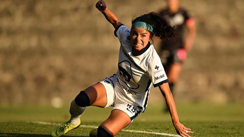 Campa celebra su gol contra Monterrey