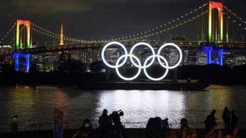 Anillos olímpicos, principal símbolo de los JO