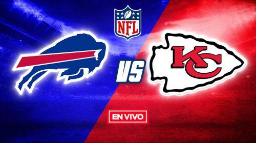EN VIVO Y EN DIRECTO: Buffalo Bills vs Kansas City Chiefs
