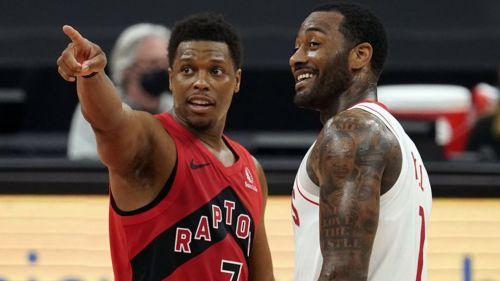 Raptors y Rockets se miden en un juego de la NBA