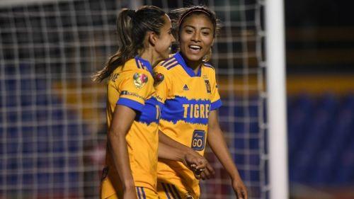 Tigres Femenil venció a Toluca