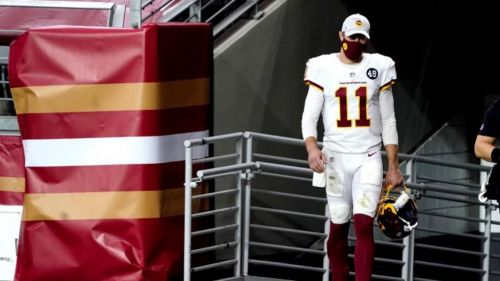 NFL: Alex Smith no seguirá con Washington y será agente libre