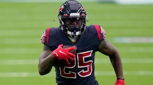 NFL: David Johnson se quedará para la próxima temporada con los Texans