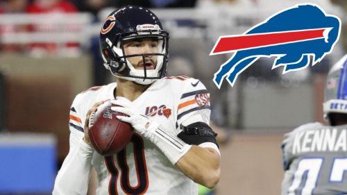 NFL: Buffalo contrató a Mitchell Trubisky y Emmanuel Sanders