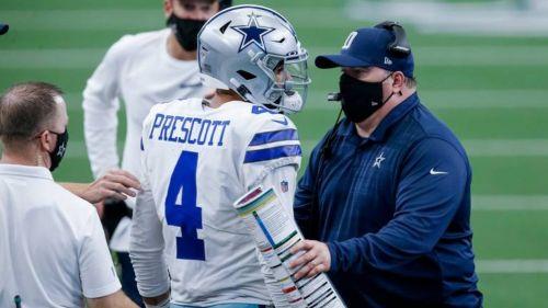 McCarthy: 'Dak Prescott es la piedra angular de los Cowboys'