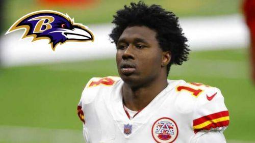 Watkins jugará con Ravens