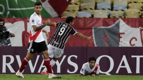 River Plate frente al Fluminense en Copa Libertadores