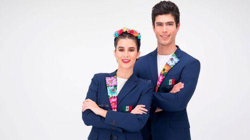 Tokio 2020: México vestirá traje oaxaqueño en inauguración de Juegos Olímpicos