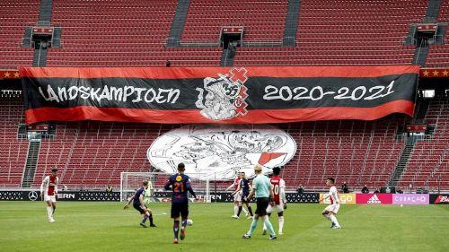 Últimas jornadas de la Eredivisie se jugarán a puerta cerrada