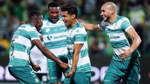 Liga MX: Santos goleó a Querétaro para clasificar a Cuartos de Final
