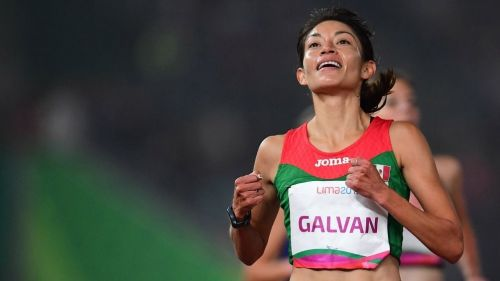 Laura Galván en JP de Lima 2019
