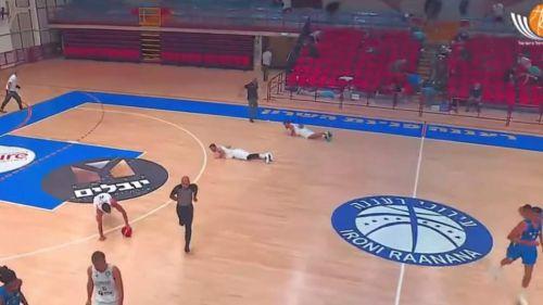 Partido de basquetbol