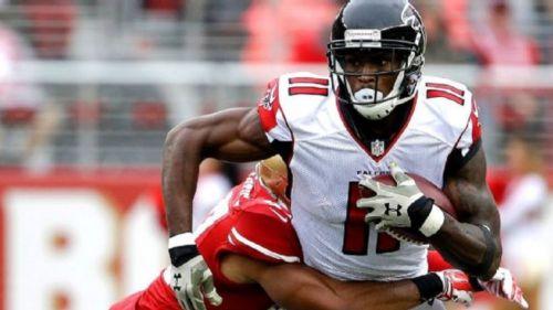 NFL: Patriots analiza adquirir a Julio Jones para la próxima temporada