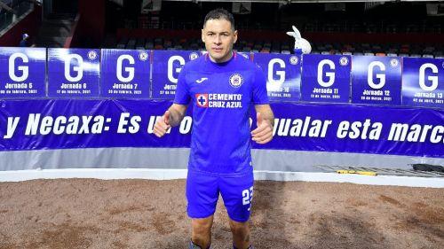 Cruz Azul: Pablo Aguilar, con acuerdo de palabra para extender contrato con La Máquina