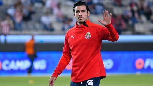Antonio Briseño previo a un duelo con Chivas
