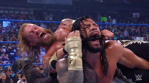 Acciones en la función de SmackDown
