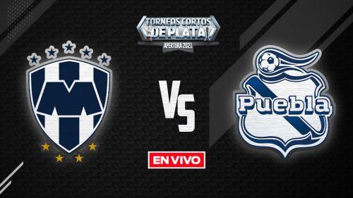 EN VIVO Y EN DIRECTO: Monterrey vs Puebla