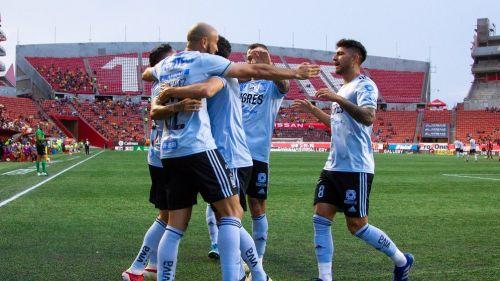Tigres derrotó 1-2 a Xolos en el Caliente