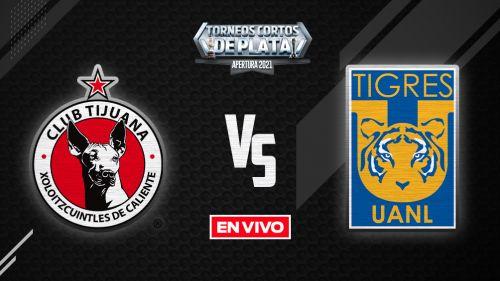 EN VIVO Y EN DIRECTO: Tijuana vs Tigres